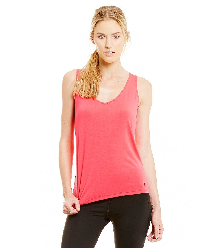 Trina Turk Recreation Knit Jersey Tank
