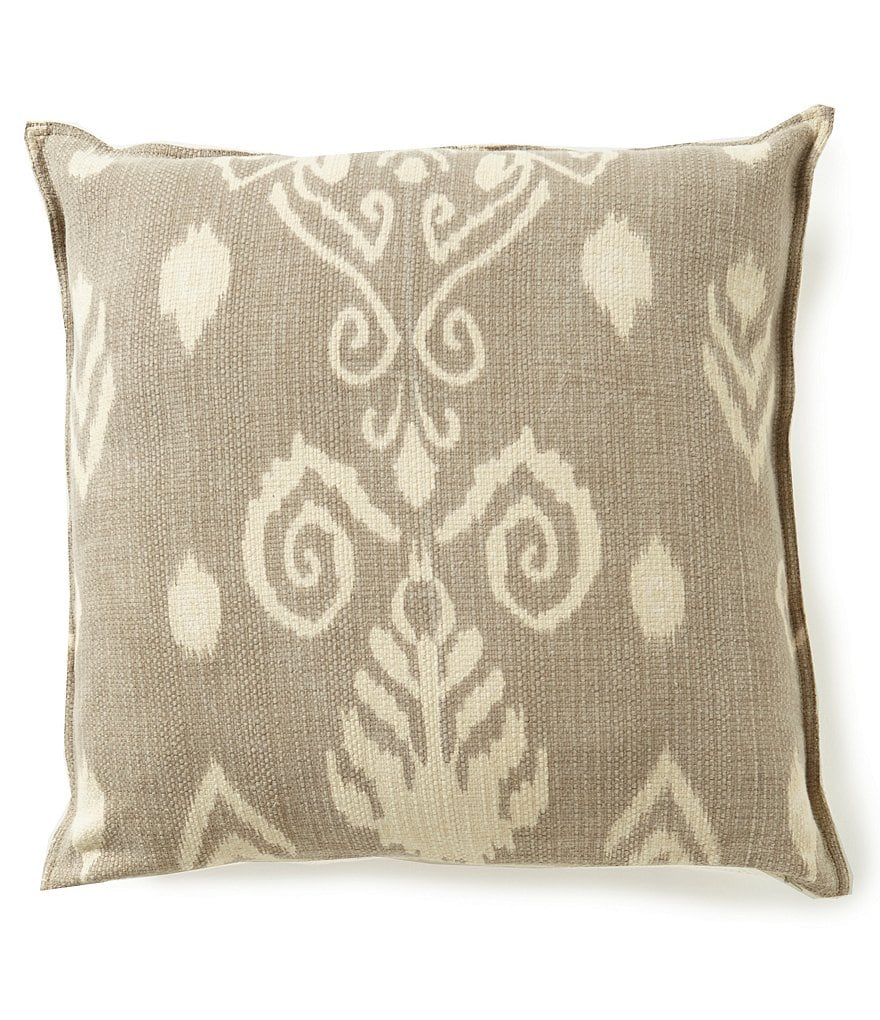 Noble Excellence Naturals Ikat Pillow