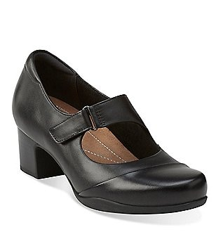 Clarks Rosalyn Wren Mary Jane Pumps