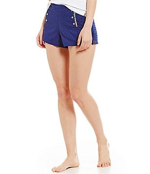 Jane & Bleecker Box Sailor Sleep Shorts