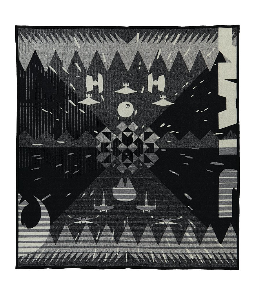 Pendleton Star Wars: Return of the Jedi Limited-Edition Wool & Cotton Blanket