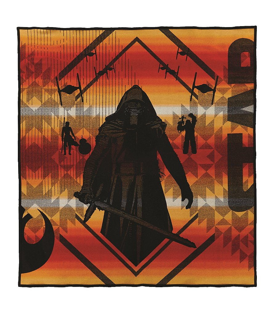 Pendleton Star Wars: The Force Awakens Limited-Edition Wool & Cotton Blanket