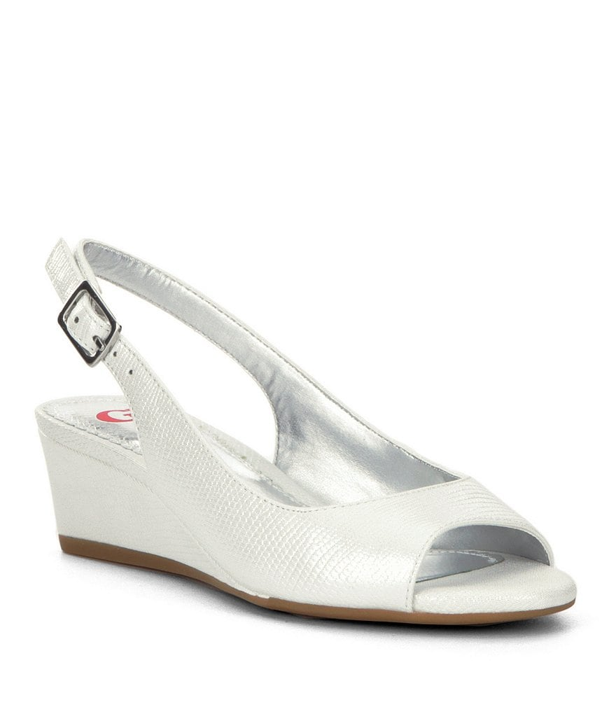 GB Girls Band-Girl Peep Toe Shoes