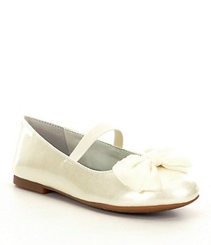 Gb Daylight Girls Shoes In Ivory