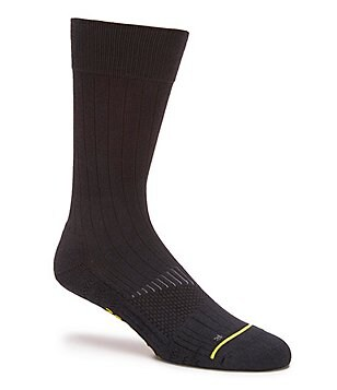 Cole Haan ZeroGrand Ribbed Crew Socks
