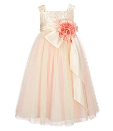 Wedding Little Girls Dresses chantilly place little girls 2t 6x ballerina inspired social dress dress