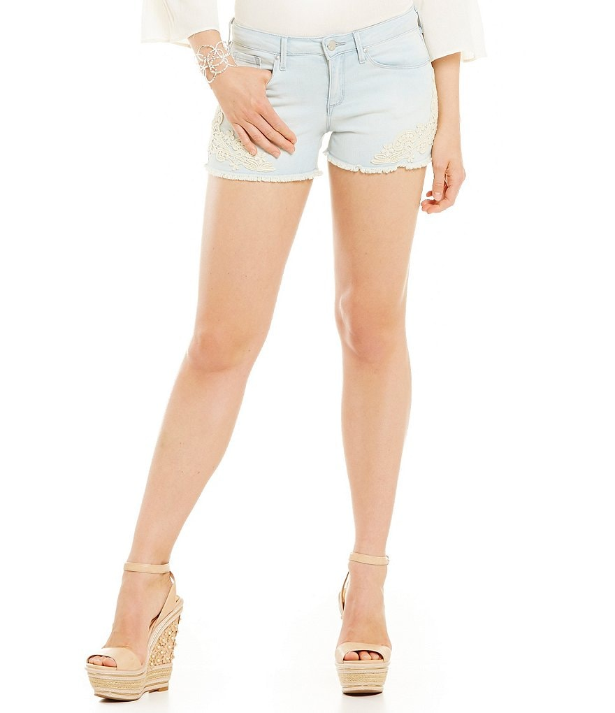 Jessica Simpson Cherish Denim Shorts
