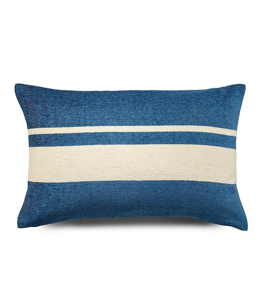 UGG® Racing Stripe Collection Striped Oblong Pillow