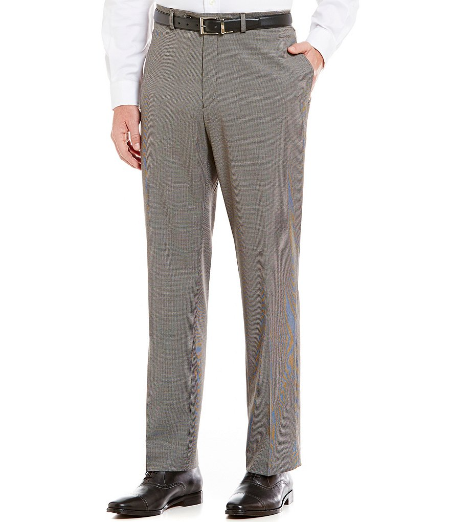 Ralph Ralph Lauren Flat-Front Dress Pants