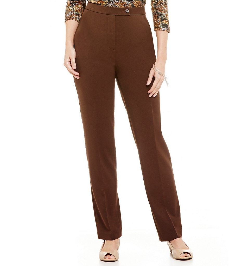 Allison Daley Kaitlyn Modern Straight Leg Pants
