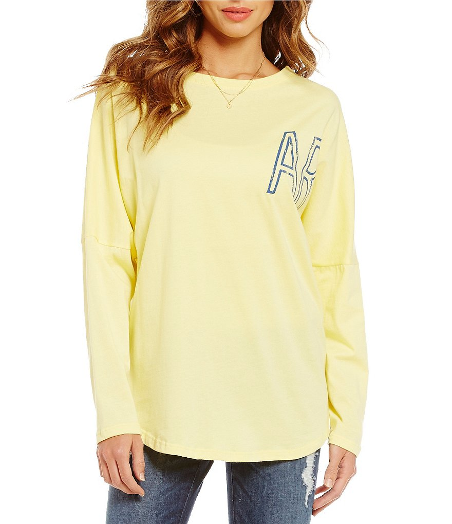Living Doll Arkansas Pride Oversize Knit Tee