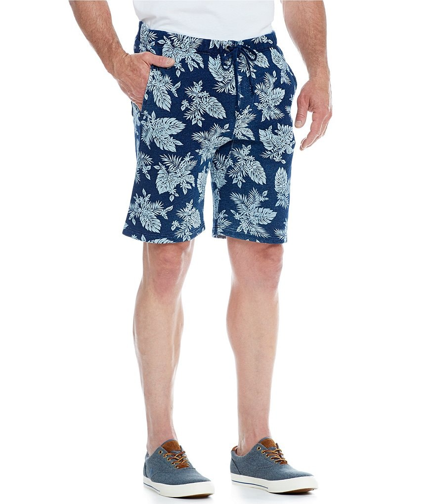 Polo Ralph Lauren Printed Terry Athletic Shorts