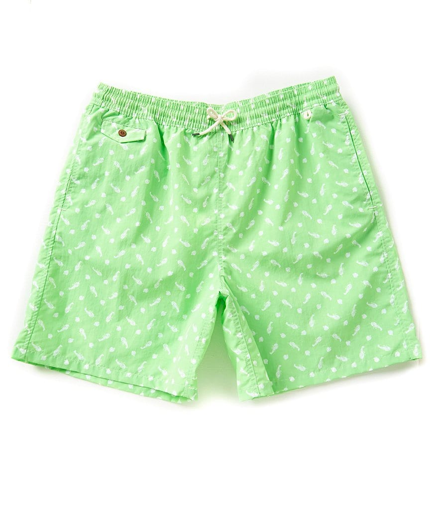 Polo Ralph Lauren Big & Tall Traveler Swim Shorts