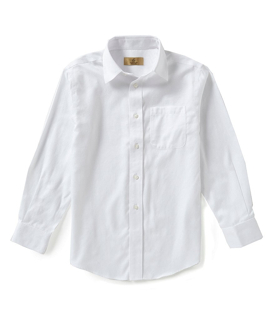 Class Club Little Boys 2T-7 Textured Dress Shirt