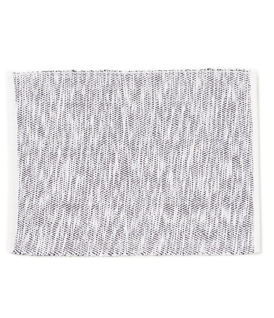 Southern Living Herringbone Cotton Placemat