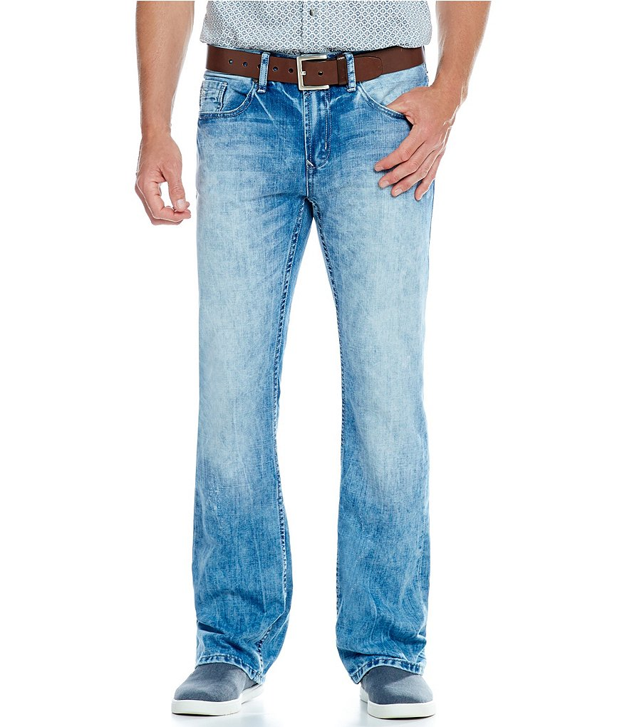 Buffalo David Bitton King X Bootcut Jeans