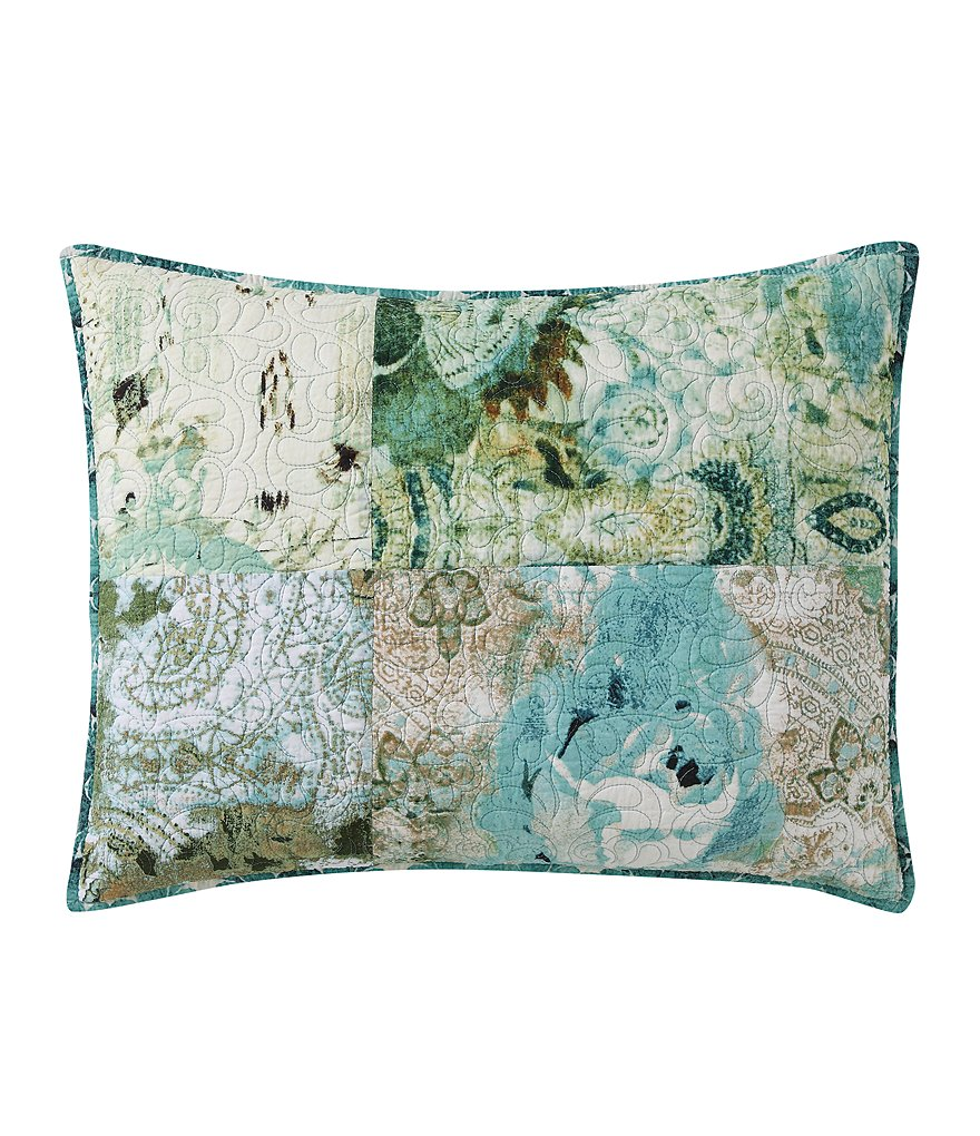 Poetic Wanderlust™ by Tracy Porter Chloe Eclectic Mixed-Pattern Sham