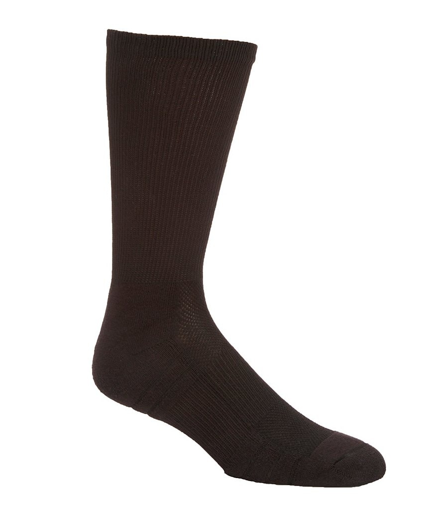 Gold Label Roundtree & Yorke Sport Performance Crew Socks 2-Pack