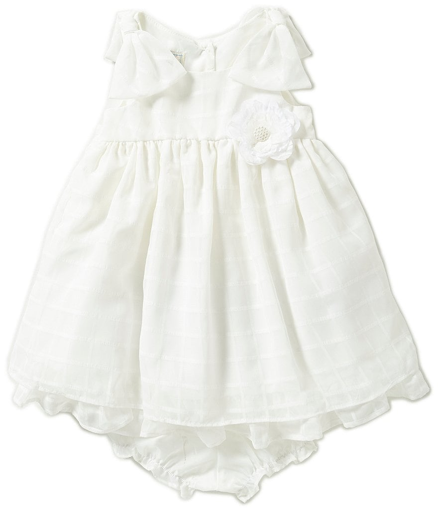 Marmellata Baby Girls 12-24 Months Burnout Social Dress