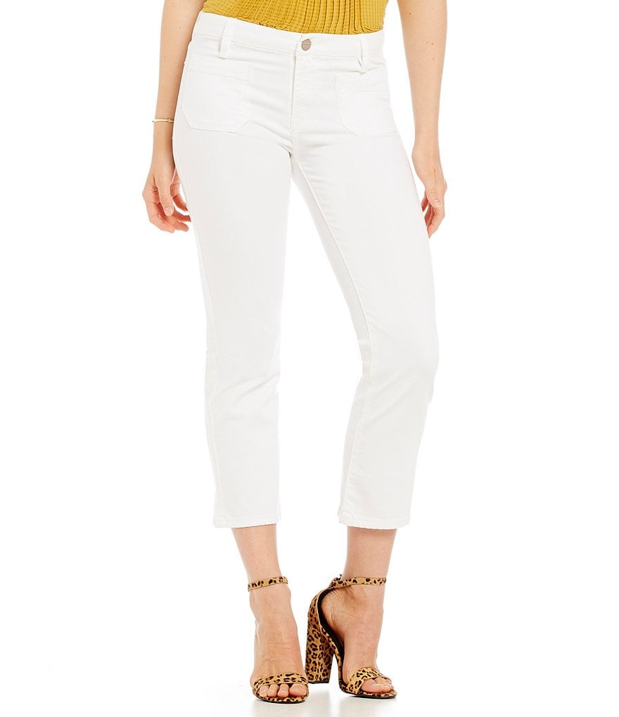 Sanctuary Marianne Straight Crop Pant