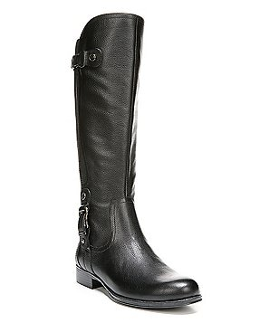 Naturalizer Jimena Wide Calf Boots
