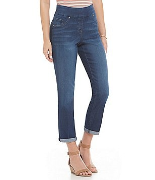 Westbound the PARK FIT Boyfriend Ankle Pants