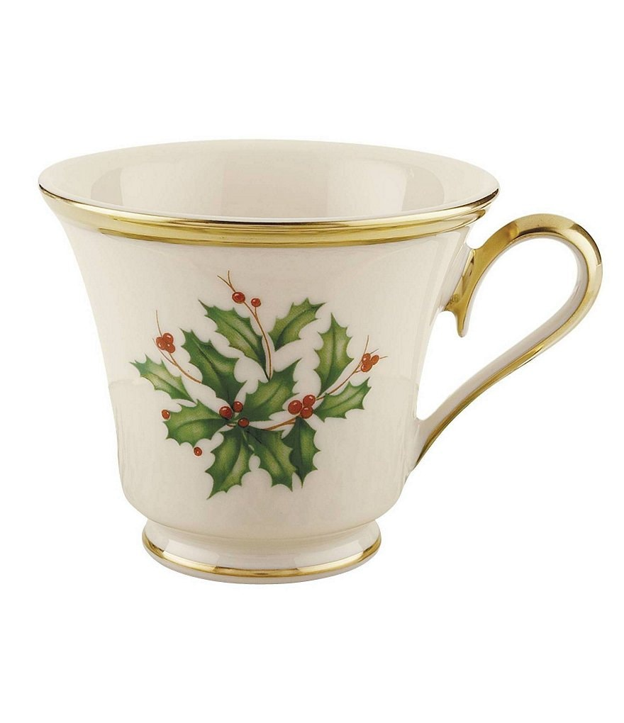 Lenox Holiday 6-oz. Cup