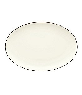 Noritake Colorwave Coupe Stoneware Oval Platter Image