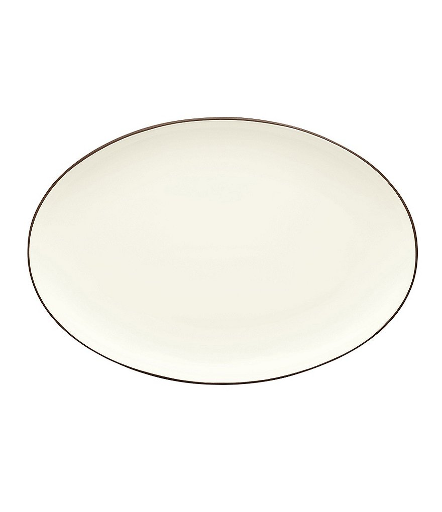 Noritake Colorwave Coupe Stoneware Oval Platter