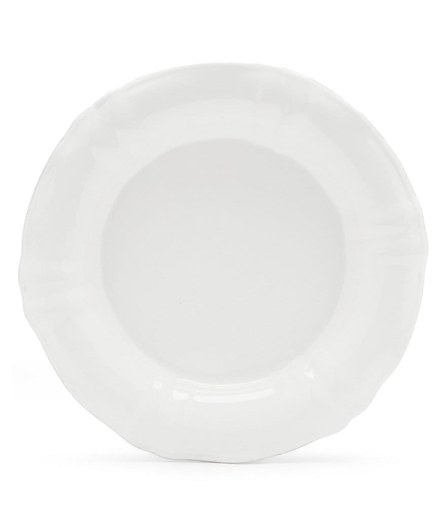 Costa Nova Village Collection Ruffle Dinner Plate
