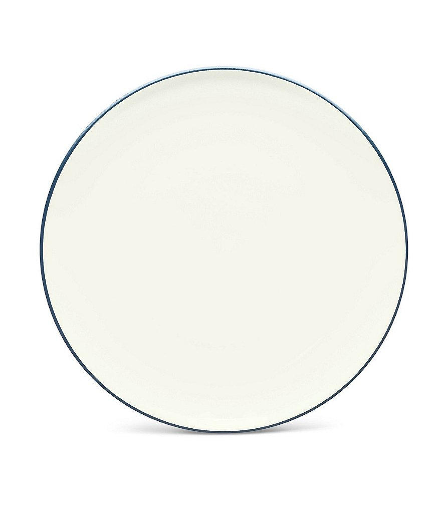 Noritake Colorwave Coupe Matte & Glossy Stoneware Dinner Plate