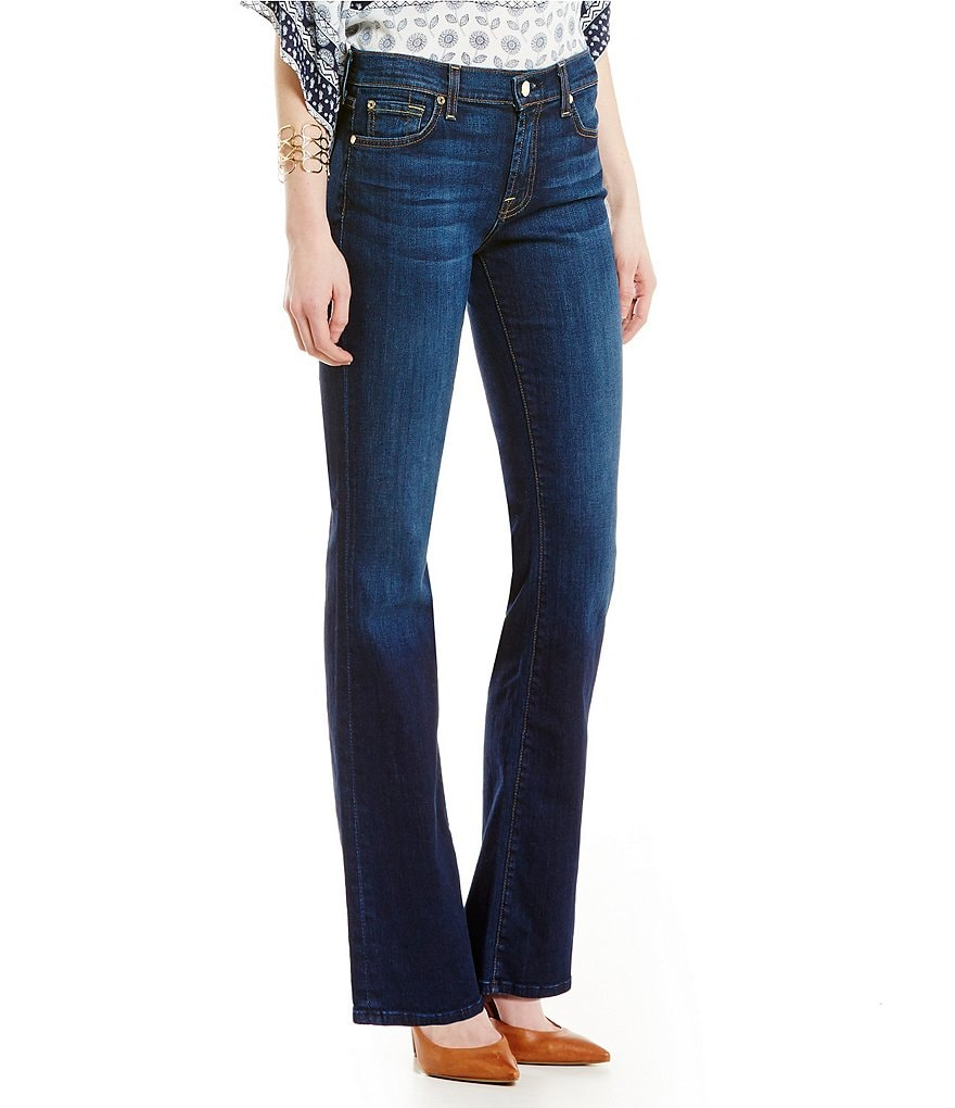7 for All Mankind Tailorless Iconic Jeans