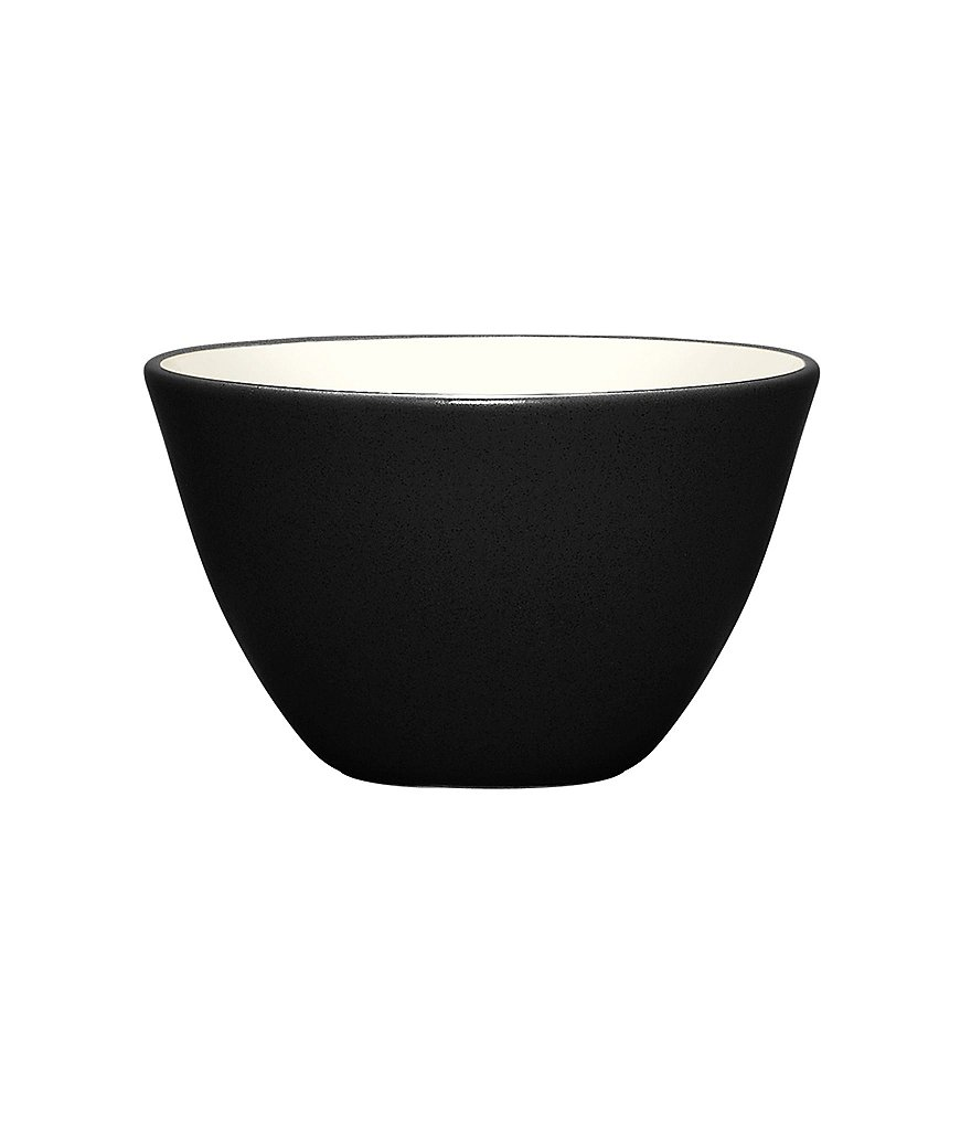 Noritake Colorwave Coupe Matte & Glossy Stoneware Mini Bowl