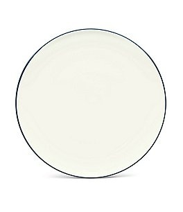 Noritake Colorwave Coupe Matte & Glossy Stoneware Round Platter Image