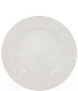 Gorham Woodbury Embossed Bone China Salad Plate Image