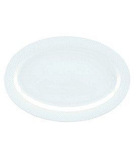 Gorham Woodbury Bone China Oval Platter Image