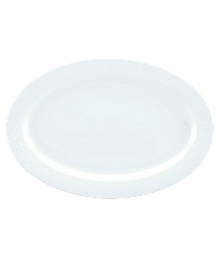 Gorham Woodbury Bone China Oval Platter
