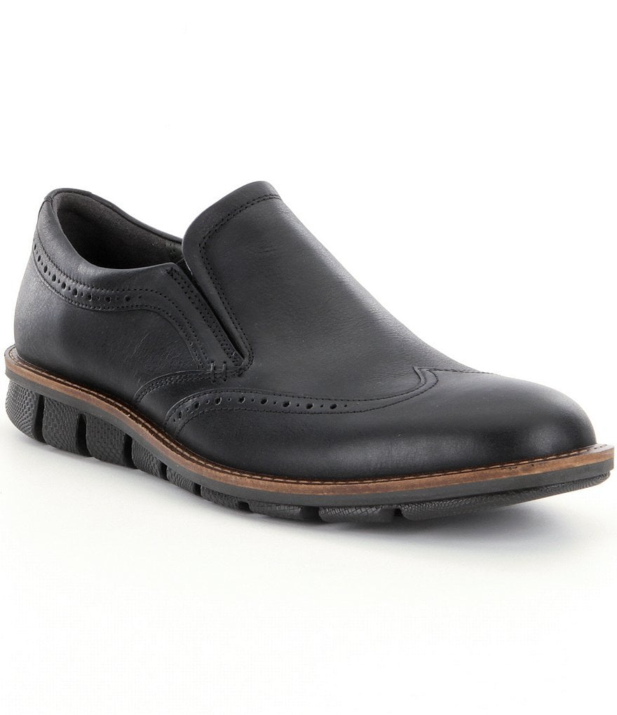 ECCO Jeremy Brogue Men´s Slip On Wingtips
