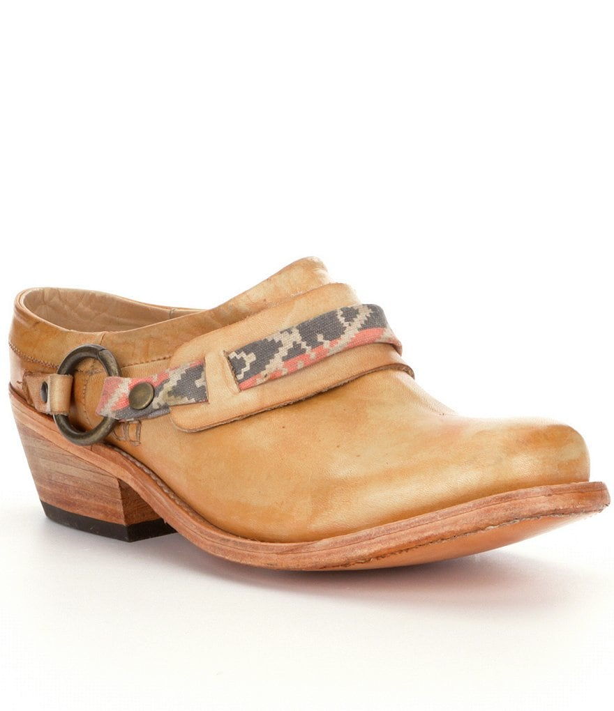 Bed Stu Triad Mules