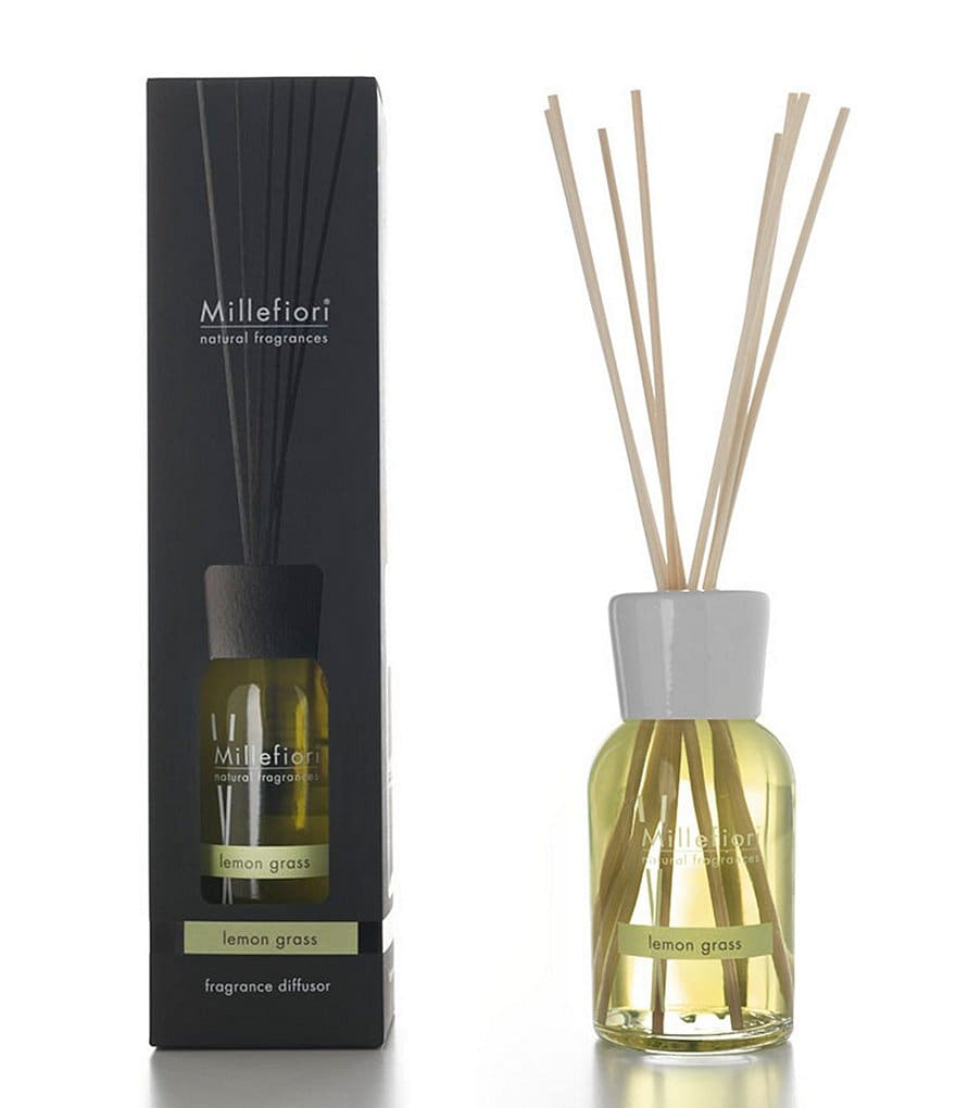 Millefiori Milano Natural Fragrances Lemon Grass Reed Diffuser