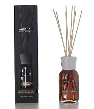 Millefiori Milano Natural Fragrances Sandalo Bergamotto Reed Diffuser