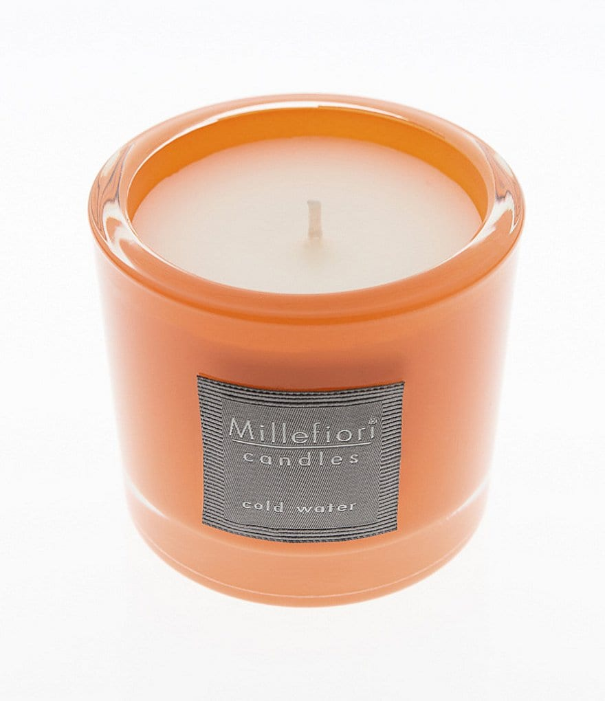 Millefiori Milano Cold Water Jar Candle
