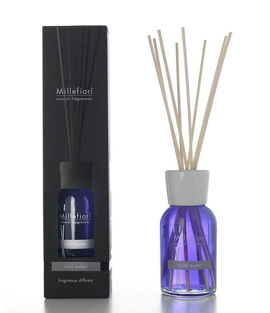 Millefiori Milano Natural Fragrances Cold Water Reed Diffuser