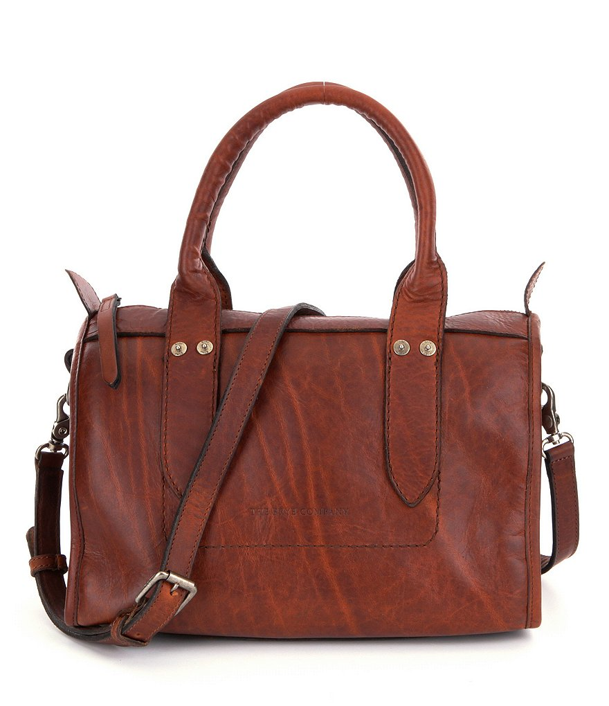 Frye Amy Cross-Body Satchel