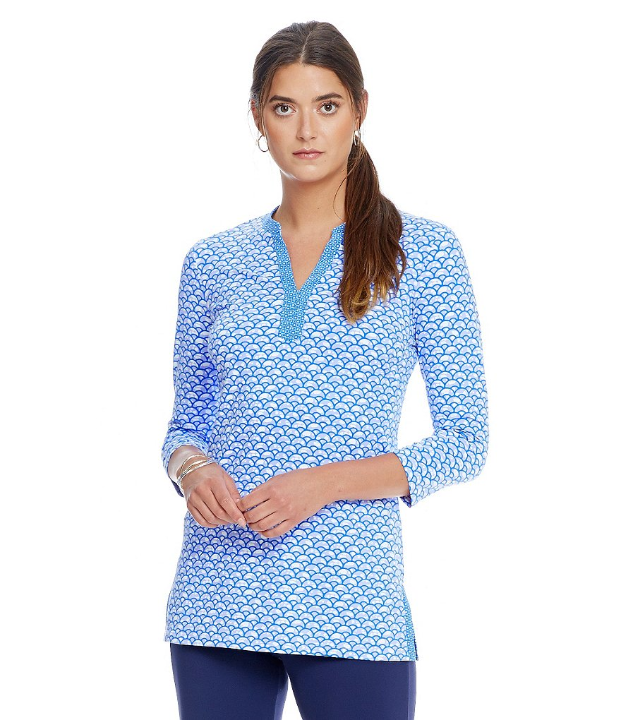 J.McLaughlin Knit Boca Tunic Top