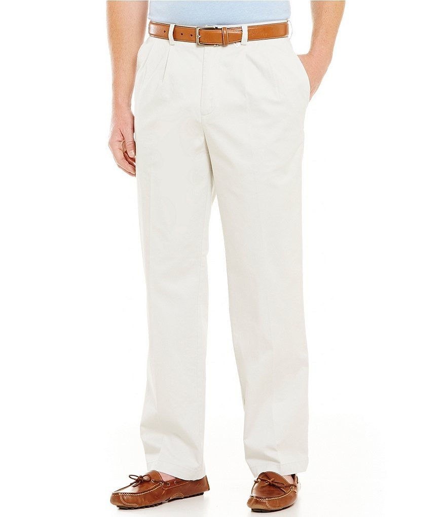 Cremieux Pleated Dawkins Chino Pants