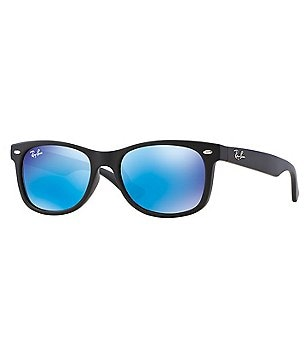 Ray-Ban Jr Children´s Mirrored Wayfarer Sunglasses