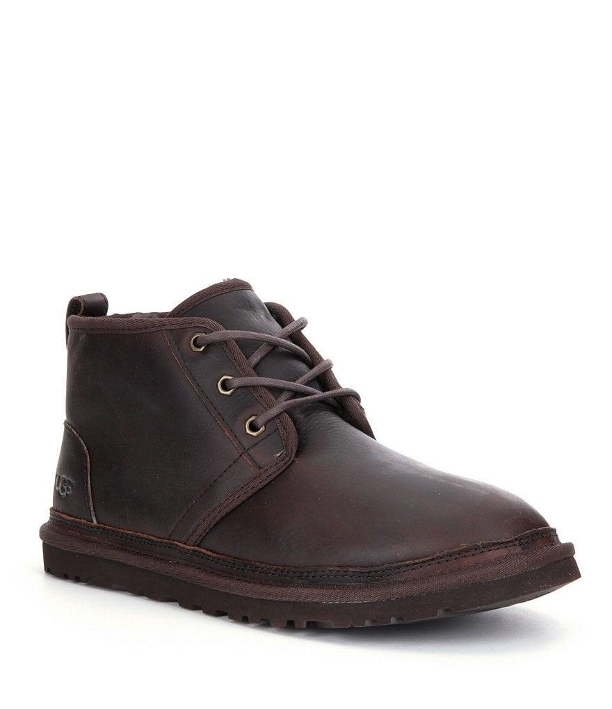 mens ugg boots at dillards