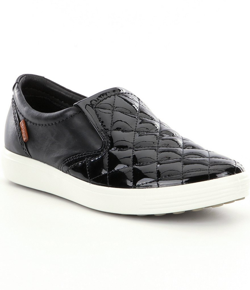 ECCO Women´s Soft 7 Quilted Slip Ons