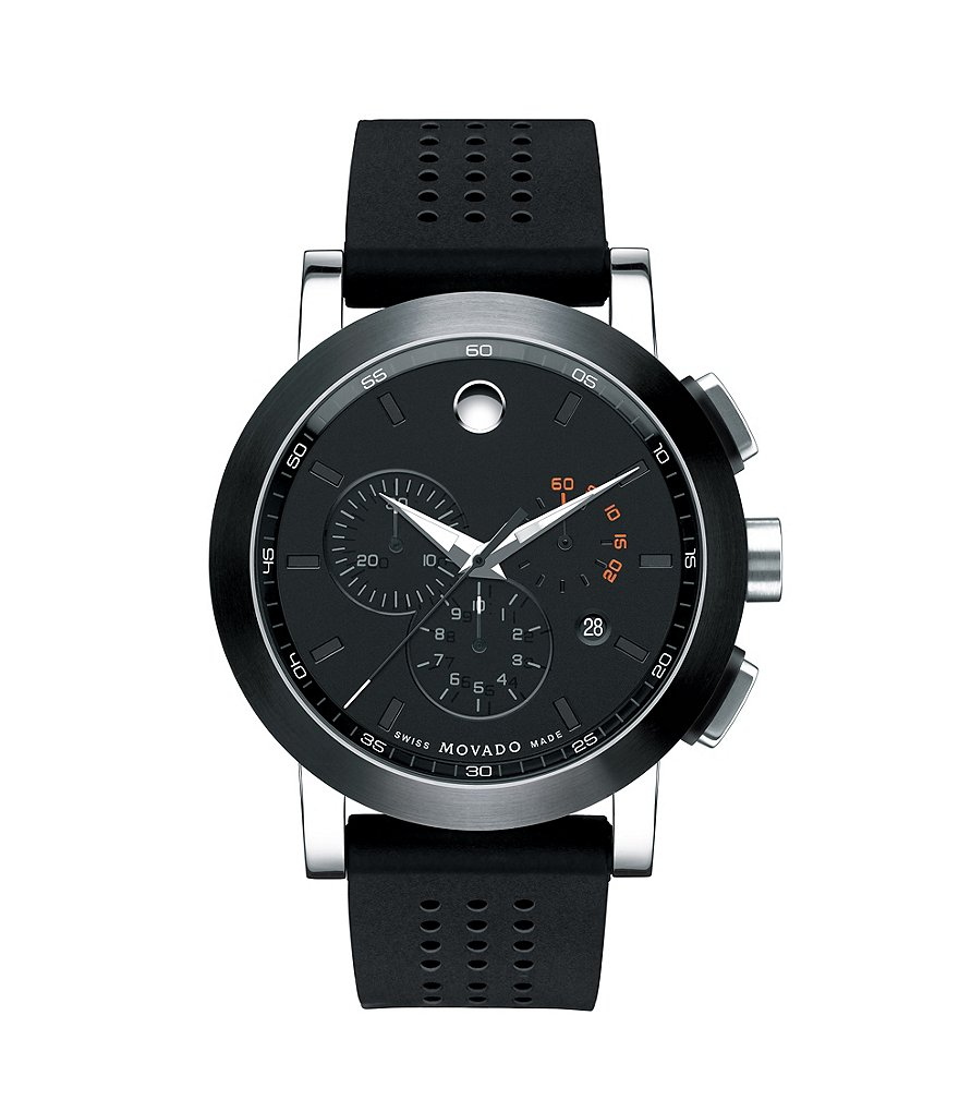 Movado Museum Sport Chronograph Watch